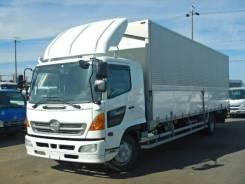 Hino Ranger. Фургон-бабочка 8 тонн!, 7 680куб. см., 8 000кг., 4x2. Под заказ