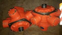 Гидромотор поворота Kato HD1500 Kawasaki staffa