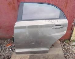 Дверь задняя левая Chery Bonus A13