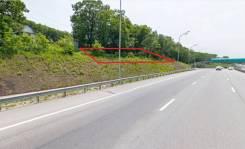 Продается участок под бизнес или жилье - 1-я линия трассы М-60. 693кв.м., аренда. Фото участка