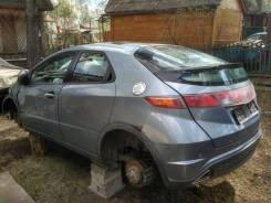 Дверь боковая задняя левая Honda Civic 5D