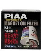 Z6-M Фильтр масляный PIAA с магнитом C-901