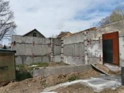 Продаётся земельный участок с недостроенным домом в Сероглазке. 500кв.м., собственность, электричество, вода