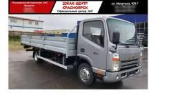 JAC N80. Новый грузовик с бортовой платформой от официального дилера, 3 760куб. см., 4 500кг., 4x2