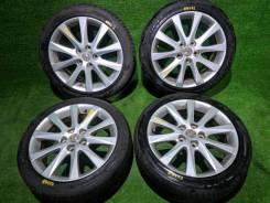 Колеса R17 215/45 Firestone Firehawk диски литые Mazda оригинал