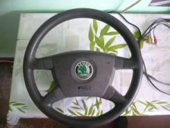 Рулевое колесо с AIR BAG для Skoda Fabia 1999-2007