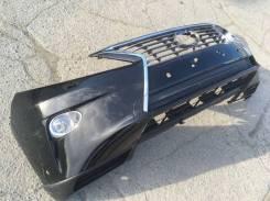 Бампер передний рестайл Lexus RX350