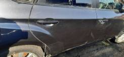 Дверь задняя правая Subaru Impreza WRX STI GRB GRF 07-12