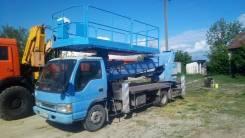 Tadano AT-200S. . 2002г. На базе исудзу эльф, 4 804куб. см., 22,00м.