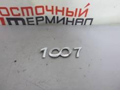 Эмблема Peugeot 1007 [11279299103]