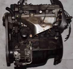 Двигатель Toyota 4E-F карбюраторный