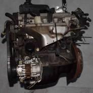 Двигатель Toyota 4E-FE карбюраторный