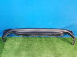 Нижняя часть заднего бампера Toyota Camry V70 (2018 - н. в)