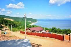 Земельный участок 18с., р-н Емар во Владивостоке. 1 800кв.м., аренда, электричество, вода