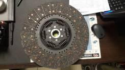 Диск сцепления ПАЗ/КАВЗ с двигателем Cummins D395мм шлицевая 31x39 мм 1878000036