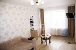 1-комнатная, улица Калинина 19. ленинский, агентство, 41,7кв.м.