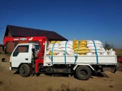 Услуги бортового грузовика с крановой установкой от 1200 за час
