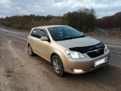Toyota Corolla Runx. автомат, 4wd, 1.5 (109л.с.), бензин