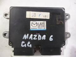 Блок управления двигателем Mazda Mazda 6 (GG) 2002-2007