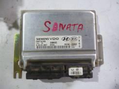 Блок управления двигателем Sonata IV (EF)/ Sonata Tagaz 2001-2012