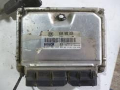 Блок управления двигателем POLO 1.4 TDI 045906019 0281001940