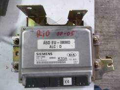 Блок управления двигателем для Kia RIO 2000-2005