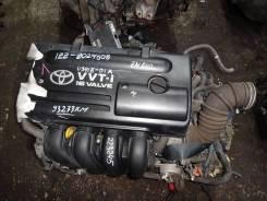 Двигатель Toyota 1ZZ-FE БРАК / Кредит