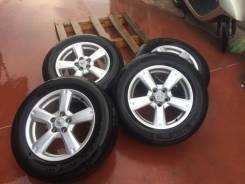 Продам колеса 225/65 R17 Toyota RAV 4