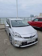 Toyota Prius. Без водителя
