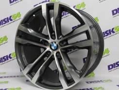 """BMW. 10.0/11.0x20"""", 5x120.00, ET45/38, ЦО 74,1мм."""