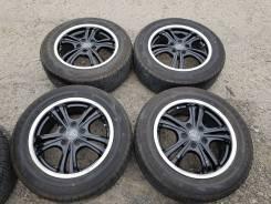 "Летние колёса Dunlop enasave 205/60R16. 6.5x16"" 5x114.30 ET38 ЦО 73,1мм."