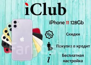 Apple iPhone 11. Новый, 128 Гб, Зеленый, 3G, 4G LTE