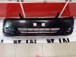 Бампер передний Toyota Corolla, Fielder E12# 02-04, SAT