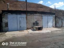 Боксы гаражные. улица Ладыгина 9, р-н 64, 71 микрорайоны, 100,0кв.м., электричество, подвал. Вид снаружи