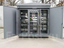 Изготовление и монтаж трансформаторных подстанций КТП