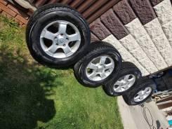 Резина с дисками на Тойота Лэнд Крузер 200