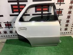 Дверь задняя правая Toyota Cresta 100 цвет 2CF #9926