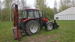 МТЗ 920. Продаётся экскаватор-погрузчик ЭО-2626 на базе МТЗ 92, 0,25куб. м.