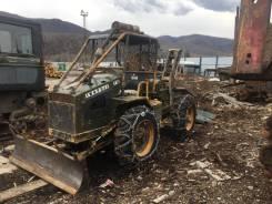 Iwafuji. Продаётся Трелевочный трактор T10 (скиддер), установлен котёл, 1 500куб. см., 1 000кг.