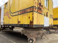 Дормашэкспо 3ПТС-9. Продам жилой вагон