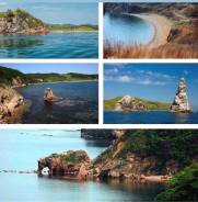 1 августа Туры на катере остров Путятина из Владивстока