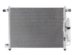 Радиатор кондиционера Chevrolet AVEO 1.4 05