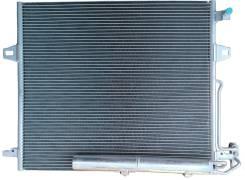 Радиатор кондиционера Mercedes-Benz ML 164 4/05- GL-Class