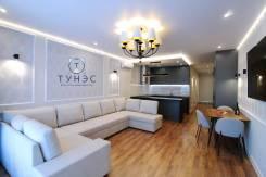 3-комнатная, улица Аксаковская 3. Центр, проверенное агентство, 97,5кв.м. Интерьер
