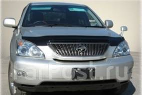 Дефлектор капота. Toyota Harrier