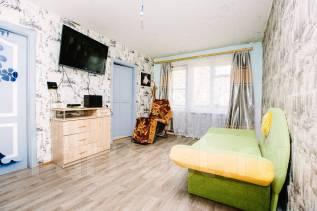 3-комнатная, улица Ворошилова 45. Индустриальный, агентство, 47,9кв.м.
