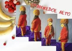 Вязаные костюмы детям. По всей России индивидуально