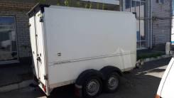 Humbaur. Продаётся грузовой прицеп-фургон ., 2 500кг.