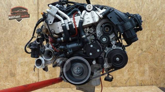 Контрактный Двигатель BMW, прошла проверку