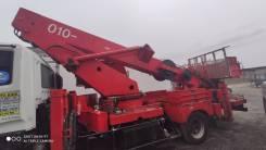 Hansin HS 3570. Автовышка 35 метров, 35,00м.